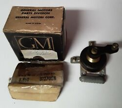 Nos New Old Stock Heater Switch 1951-1952 Chevy , 25 Plus 12 Shipping