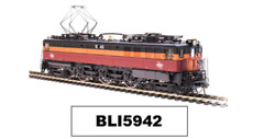 Broadway Limited 5942 P5a Boxcab Milw E42 Maroon And Orange Paragon3 Sound/dc/d