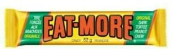 48 X Eat-more Chocolate Candy Bar Hershey Canadian 52g Each