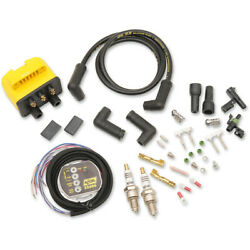 35410 Super Single Fire System Kit Accensione Harley Xlh 1200 Sportster 1992