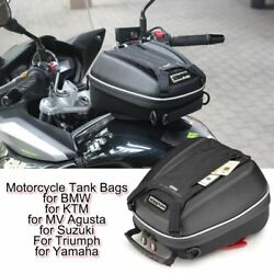 Motorcycle Fuel Saddle Multifunctional Oil Tank Mobile Phone Navigation Pouches