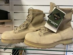 Wellco Army Combat Boots Goretex Vibram Soles Size 15 Xw Made In Usa Brand New