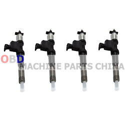 4pcs For Denso Common Rail Fuel Injector 095000-6521 095000-9510 High-quality