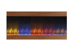 Scott Living Wall Mounted Or Free Standing 41 Electric Fireplace
