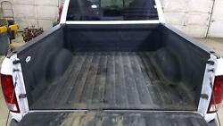 09-19 Dodge Ram Crew Cab Short Box Pickup Truck Bed 5and0397 White Pw7 Sold Bare