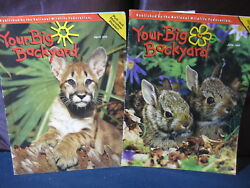 Your Big Backyard Magazine for Kids: April and June 1999
