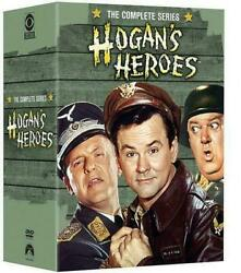 Hogans Heroes The Complete Tv Series Dvd Box Set Collection Episodes Show Lot Us