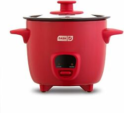 Small Electric Rice Cooker And Food Steamer Non Stick Pot Automatic Keep Warm