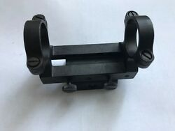 Russian Soviet Pe Sniper Scope Mount Mosin Nagant 91/30 With1 Inch25.4mm Rings