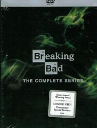 Breaking Bad The Complete Series 21 Disc set DVD NEW SEALED Free Shipping $35.95