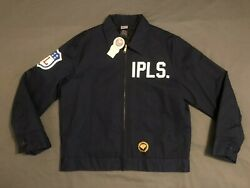 New With Tags Ebbets Field Flannels Indianapolis Hoosiers Federal League Jacket