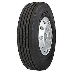 11r24.5/16 149/146l Toy M170 Regional Steer All Position Tire Set Of 4