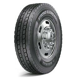 285/75r24.5/14 144/141l Strong Guard H-dc Csd Tire Set Of 4