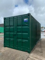 20and039 X 8and039 Shipping Container Devon Area