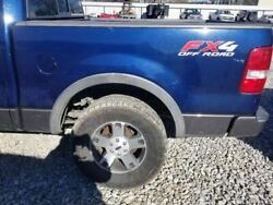 2004 05 06 07 08 Ford F150 Crew Cab Short Bed Assembly Pick Up Box Blue Gray Fx4