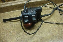 2002 Bmw K1200 Lt K1200lt K 1200 Left Clutch Hand Lever Switches Lights Turn Lh
