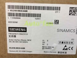 For Siemens 6sl3100-0be23-6ab0 Interface Module