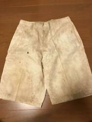Ww2 40s Old Japanese Navy Army Army Medical Officer Shorts Military Uniform Vtg
