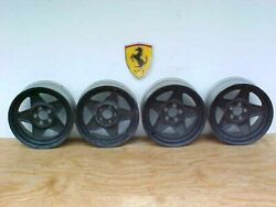 Ferrari Campagnolo Wheels_365_400_412_16x8_16x7_set Of 4_genuine