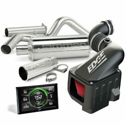Edge Products 29121 Stage 2 Cts2 Performance Package For 2001-2004 Gm 6.6l