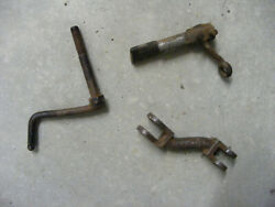 Lot Of 3 Antique Car/truck Model T Linkage Ford Parts And Tools