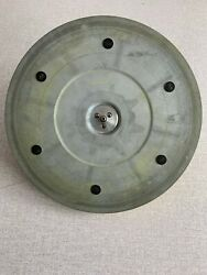 Rare Cb 788 Vintage Non Mag Main Platter Thorens Td 124 With Bearing Shaft Used