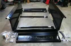 Complete Bed Kit Chevy 1941 - 1945 Chevrolet Long Bed Stepside Steel Truck Wood