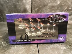 Noble Armada A Call To Arms House Hazat Fleet New In Box Sealed Mongoose