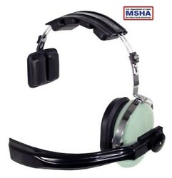 David Clark H5090 Voice-powered Headset And Adapter