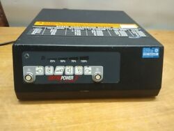 Osteomed Osteopower 2 Dental Surgical Console Power Control Unit