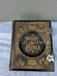 Incredible Vintage 1801 Family Holy Bible