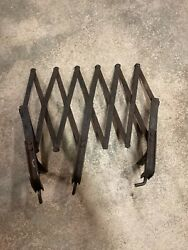 Vintage Running Board Luggage Rack Model T A Expandable 1920s 1930s