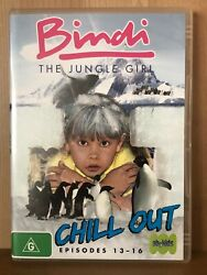Bindi The Jungle Girl Chill Out Episodes 13 - 16 Pal Dvd