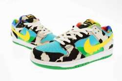 Nike Sb �ben And Jerry�fs Dunk Low Pro Chunky Dunky Cu3244-100 Us9 Unworn Mint