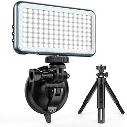 New Jelly Comb Video Conference Lighting Kit-bicolor Led For Remote Working Zoom