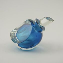 Correia Studio Art Glass Perfume Bottle Limited Edition Signed Numbered /g