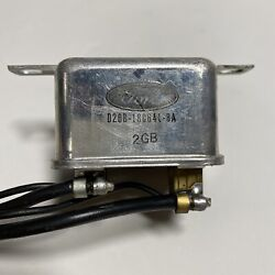 1970 Ford Mustang Galaxie Rear Window Defroster Defrost Relay Nos