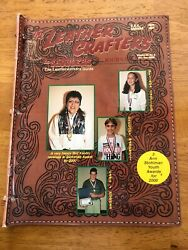 The Leather Crafters And Saddlers Journal Vol 10 No 6 Nov/dec 2000