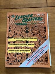 The Leather Crafters And Saddlers Journal Vol 9 No 5 Sept/oct 1999