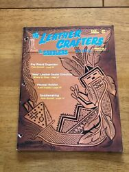 The Leather Crafters And Saddlers Journal Vol 9 No 4 July/auf 1999