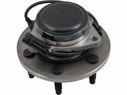 Brock 19th24d Front Wheel Hub Assembly Fits 2000-2006 Chevy Suburban 1500