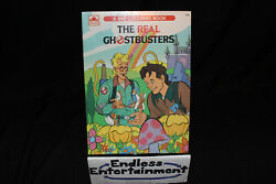 The Real Ghostbusters Vintage A Big Coloring Book 1990 Golden Books Rare Htf