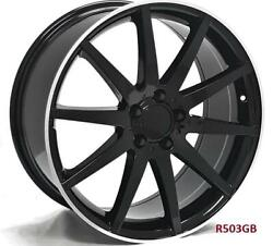 20and039and039 Wheels For Mercedes Glk350 2010-15 20x8.5 5x112