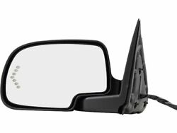 15zk59k Left Mirror Fits 2007 Chevy Silverado 2500 Hd Classic