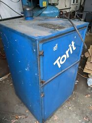 Donaldson Torit 80 Cab Dust Collector For Grinding Welding Or Powder Coat