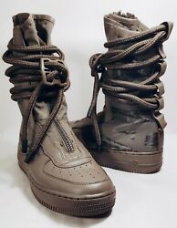 Nike Special Forces Air Force 1 Hi Boots [aa1128 203] Men's Us Size 7 Nwob