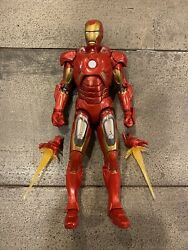 Marvel Legends MCU Studios First Ten Years Iron Man Mark 7 VII 6quot; Movie Figure