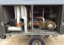 Military Air Conditioner Trailer Trailer Mounted Air Conditioner