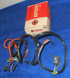 1966 Ford Mustang Fairlane Galaxie Mercury Nos Emergency Flasher Switch And Wire
