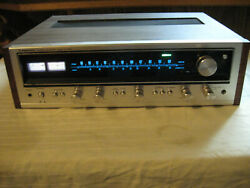 Pioneer Sx636,home Stereo,receiver,tested